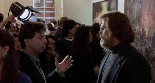 New York Stories' Obligatory Richard Price Cameo (left)