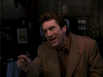Robert De Niro as Harry Fabian