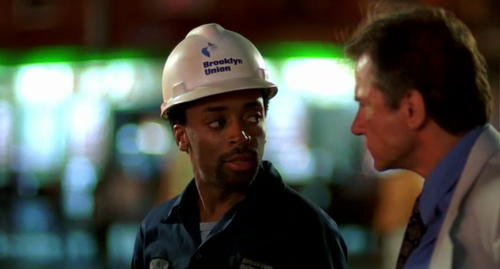 Spike Lee's Clockers cameo