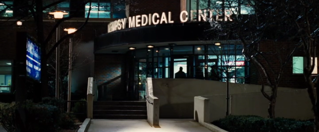 The Dempsy Medical Center in Freedomland